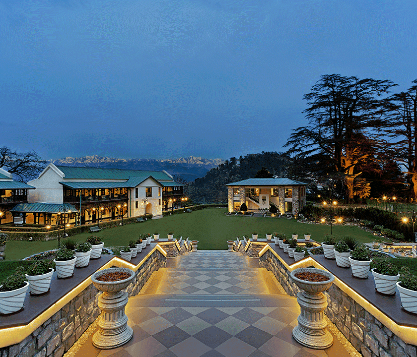 Welcomhotel The Savoy, Mussoorie